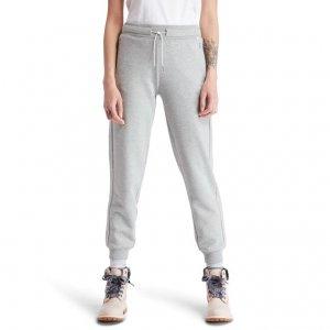 Брюки Cotton Track Pants Timberland. Цвет: серый