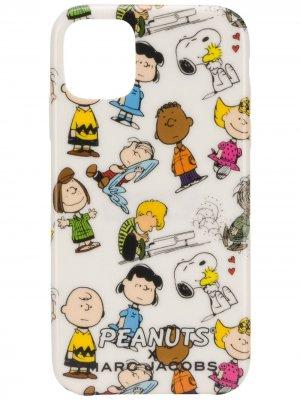 Peanuts® iPhone 11 case Marc Jacobs. Цвет: нейтральные цвета