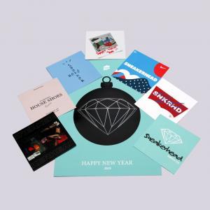 Новогодняя Открытка Tiffany Sneakerhead