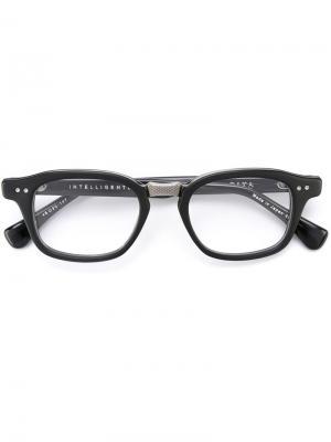 Очки и Оправы Dita Eyewear. Цвет: чёрный