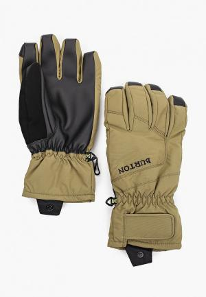 Перчатки горнолыжные Burton MB PROFILE UNDGL. Цвет: хаки