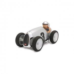 Игрушечная гоночная машина Baghera. Цвет: серебряный