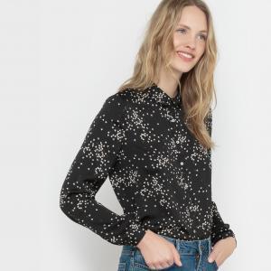 Рубашка Constance KARL MARC JOHN. Цвет: черный