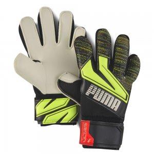 Вратарские перчатки ULTRA Grip 1 Youth RC Goalkeeper Gloves PUMA. Цвет: черный