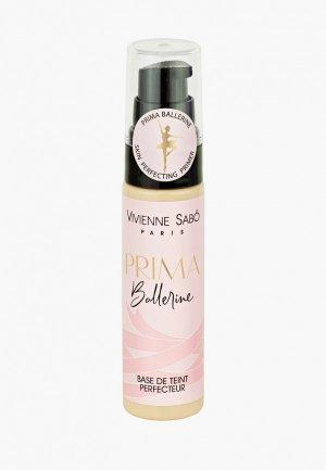Праймер для лица Vivienne Sabo Prima Ballerine, тон 01. Цвет: розовый