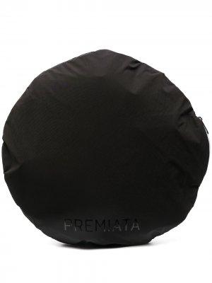 Рюкзак из коллаборации с côte&ciel Premiata. Цвет: черный
