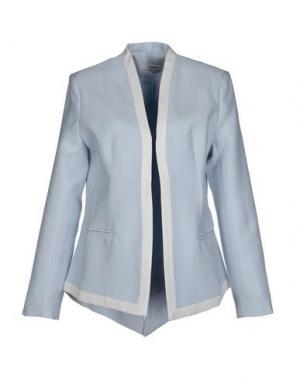 Пиджак CAMEO. Цвет: небесно-голубой