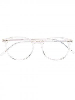 Очки SL106 Saint Laurent Eyewear. Цвет: нейтральные цвета