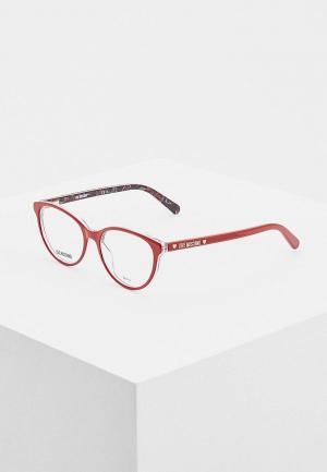 Оправа Love Moschino MOL525 C9A. Цвет: красный
