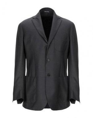 Пиджак RIVIERA Milano. Цвет: черный