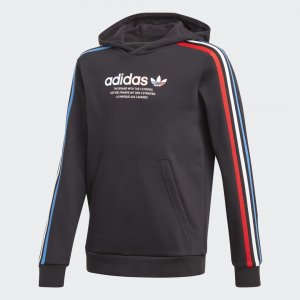 Худи Adicolor Originals adidas. Цвет: черный