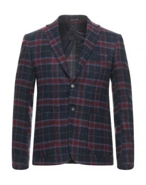 Пиджак EREDI DEL DUCA. Цвет: красный