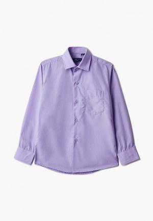 Рубашка Katasonov. Цвет: фиолетовый