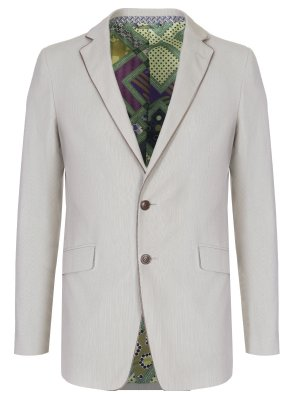 Хлопковый пиджак ETRO