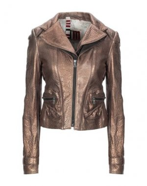 Куртка I'M ISOLA MARRAS. Цвет: бронзовый