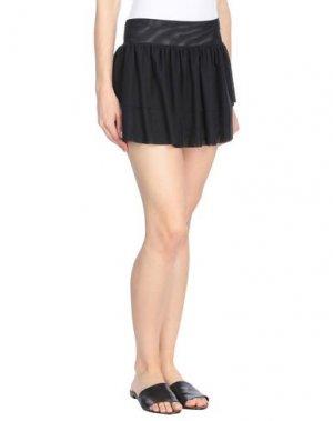 Пляжное платье PIN UP STARS. Цвет: черный