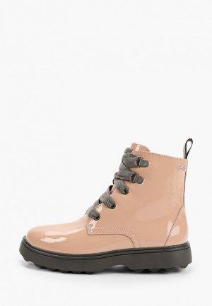 Ботинки Camper. Цвет: розовый