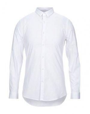 Pубашка ICEBERG. Цвет: белый