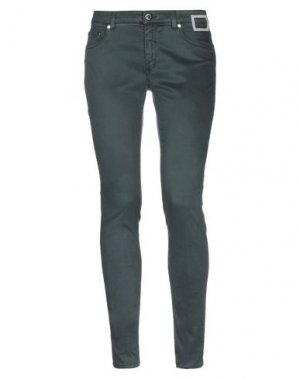 Повседневные брюки CAMOUFLAGE AR AND J.. Цвет: темно-зеленый