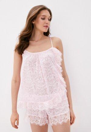 Пижама Balancelle. Цвет: розовый