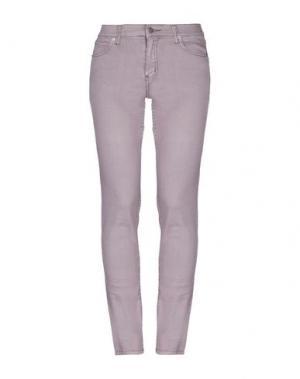 Джинсовые брюки CHEAP MONDAY. Цвет: розовато-лиловый