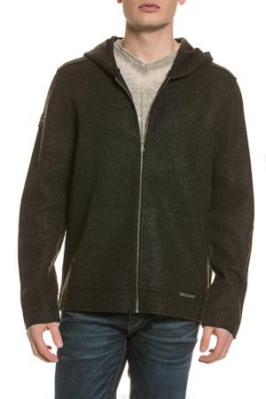 Sweatshirt KHUJO. Цвет: dark gray