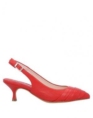 Туфли CAFèNOIR. Цвет: красный