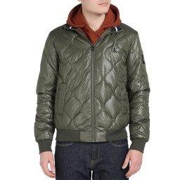 Куртка J30J314216 темно-зеленый CALVIN KLEIN JEANS