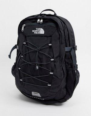 Рюкзак в черном и сером цветах Borealis Classic-Черный The North Face