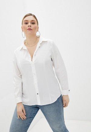 Рубашка Elena Miro. Цвет: серый