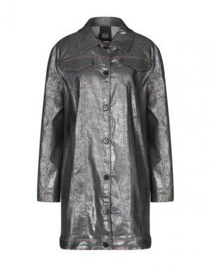 Джинсовая верхняя одежда ATOS LOMBARDINI. Цвет: синий