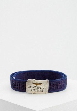 Ремень Aeronautica Militare. Цвет: синий