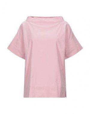Блузка ALPHA STUDIO. Цвет: розовый