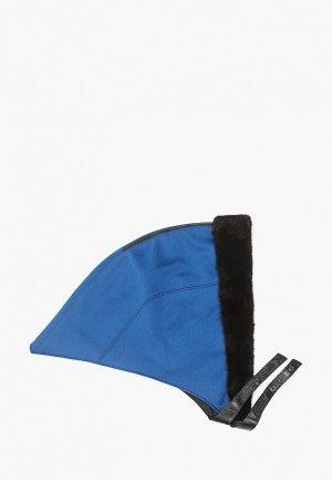 Капор Mex-Style. Цвет: синий