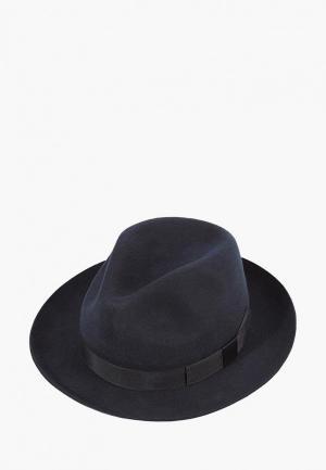 Шляпа Christys. Цвет: синий