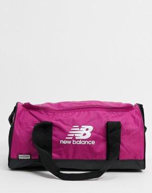 Розовая спортивная сумка -Розовый New Balance