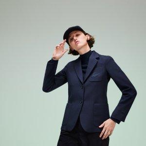 Верхняя одежда Пиджак Fashion Show Lacoste. Цвет: темно-синий