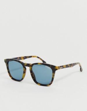 Квадратные солнцезащитные очки в черепаховой оправе Carerra-Мульти Carrera
