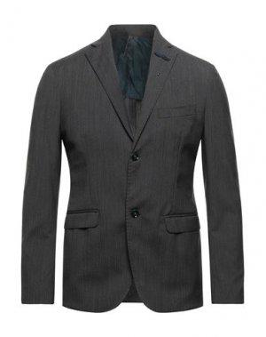 Пиджак PRIMO EMPORIO. Цвет: стальной серый