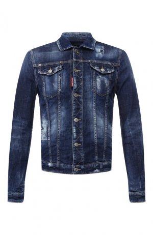 725d811b4ed9 Мужские джинсовые куртки с потертостями купить в интернет-магазине ...