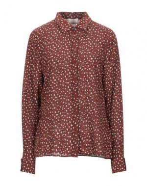 Pубашка TOY G.. Цвет: коричневый