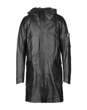 Пальто 10SEI0OTTO. Цвет: черный
