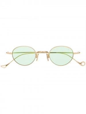 Солнцезащитные очки Sean Eyepetizer. Цвет: золотистый