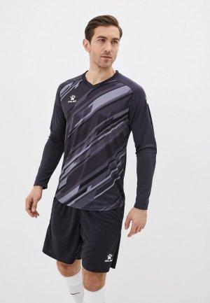Костюм спортивный Kelme Long sleeve goalkeeper suit. Цвет: черный