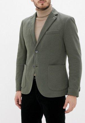 Пиджак Celio. Цвет: хаки