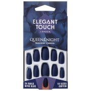 Накладные ногти Queen of the Night Nails - Midnight Creepin Elegant Touch