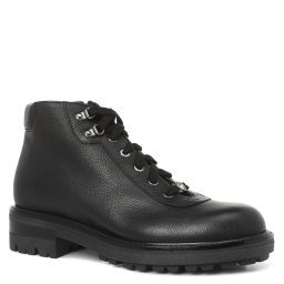Ботинки G185 черный GIOVANNI FABIANI