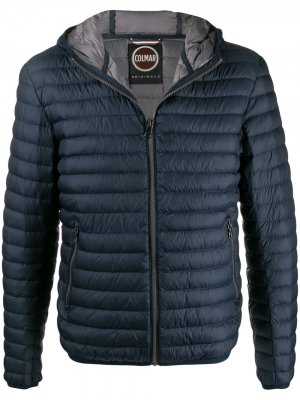 Куртка на молнии Colmar. Цвет: синий