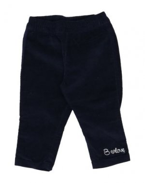 Повседневные брюки BRUMS. Цвет: темно-синий