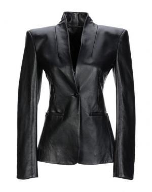 Пиджак GARETH PUGH. Цвет: черный